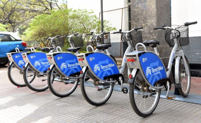 Smart Bike Chennai