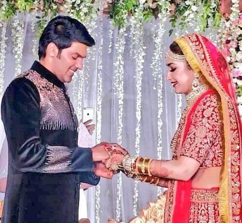 Arya Sayyeshaa Wedding Images