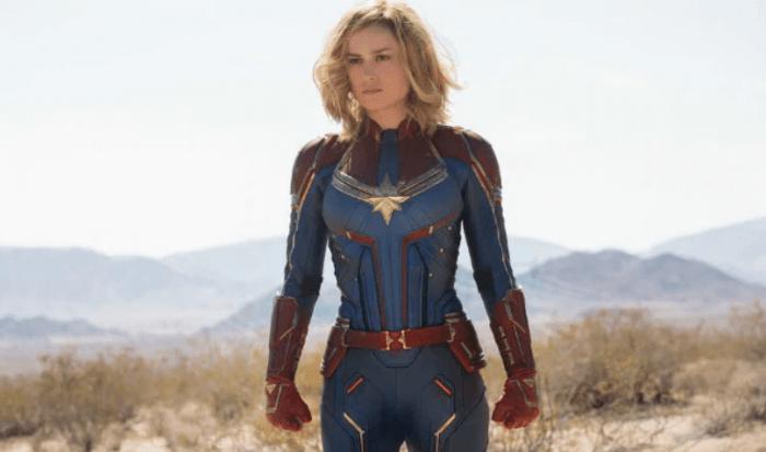 Captain Marvel  on Tamilrockers