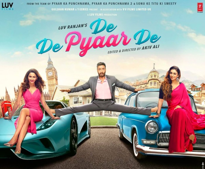 De De Pyaar De Hindi Movie