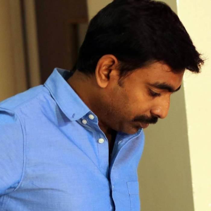 Director Bharat Kamma