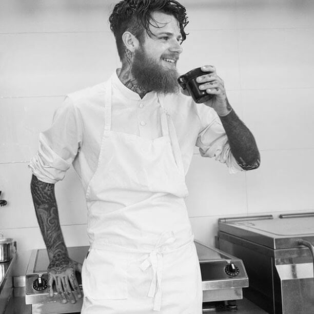 Robert Sandberg Chef Images