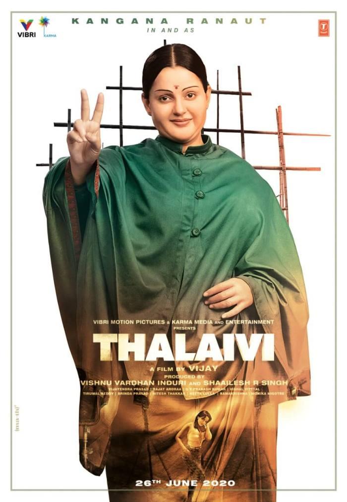 Thalaivi Movie