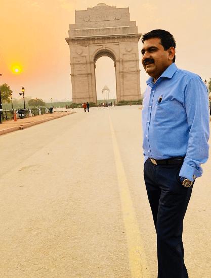 Anil Singhvi Pics