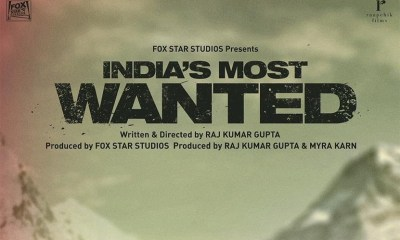 Indias Most Wanted Hindi Movie