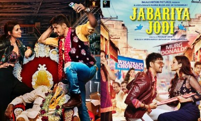 Jabariya Jodi Hindi Movie
