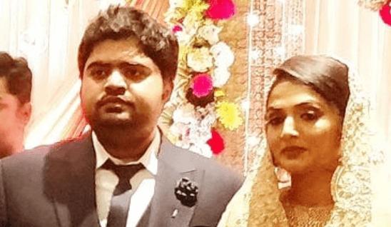 Kuralarasan Wife Nabeelah