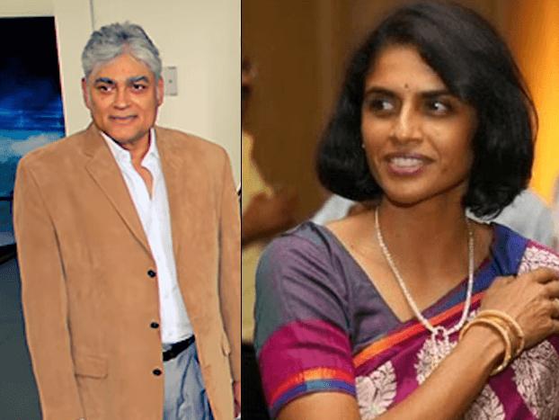Lakshmi Daggubati second husband Sharath Vijayaraghavan