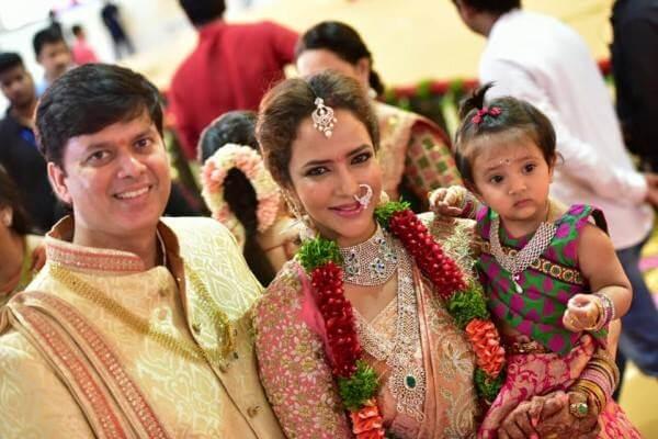 Lakshmi Manchu Husband Andy Srinivasan Photos
