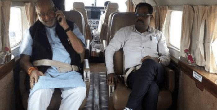 Prahlad Modi Private Jet