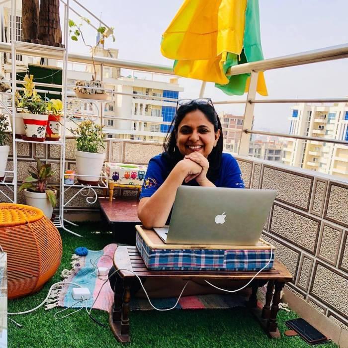 Richa Anirudh Images