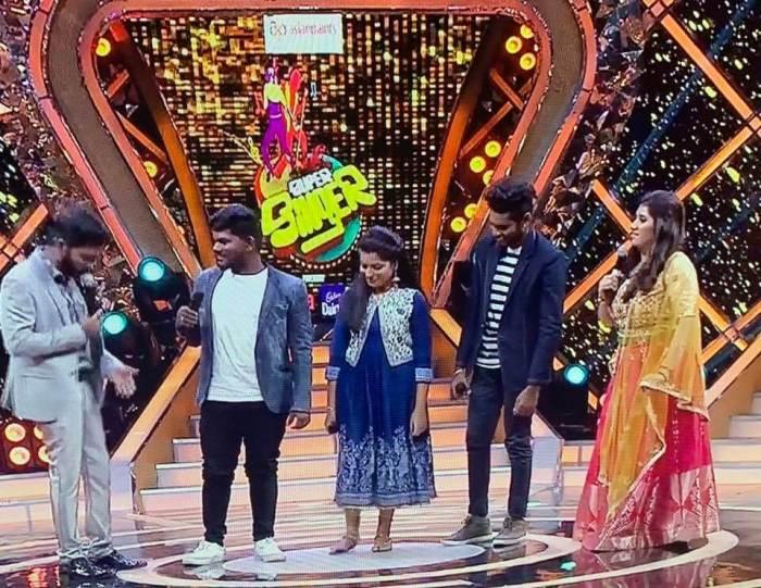 Sindhuja Suresh Super Singer Images
