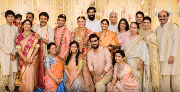 Bhavana Daggubati Family