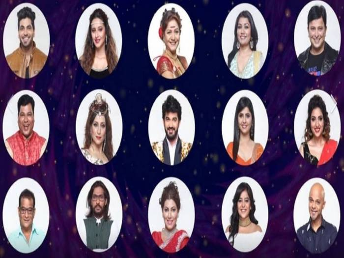 Bigg Boss Marathi 2 Contestants