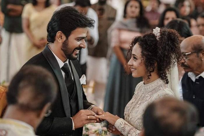 Pearle Maaney Wedding Images