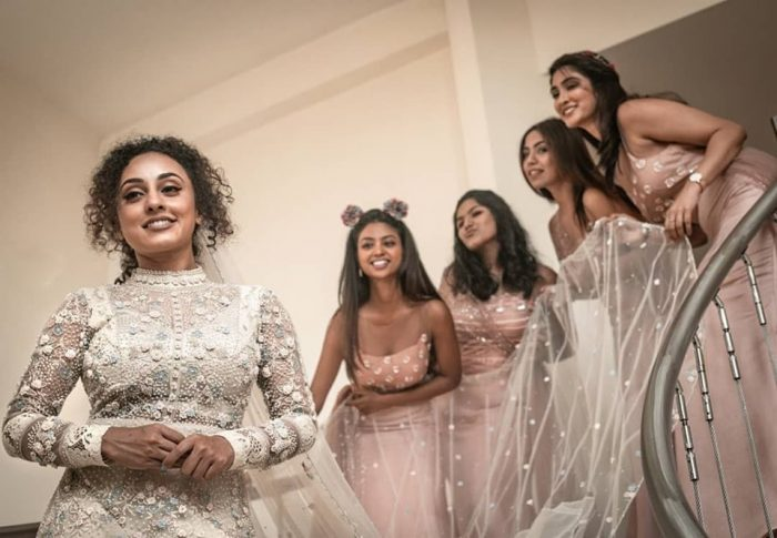 Pearle Maaney Wedding Images