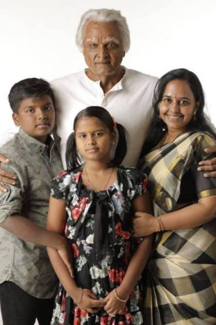 Shreeja Sethupathi Images