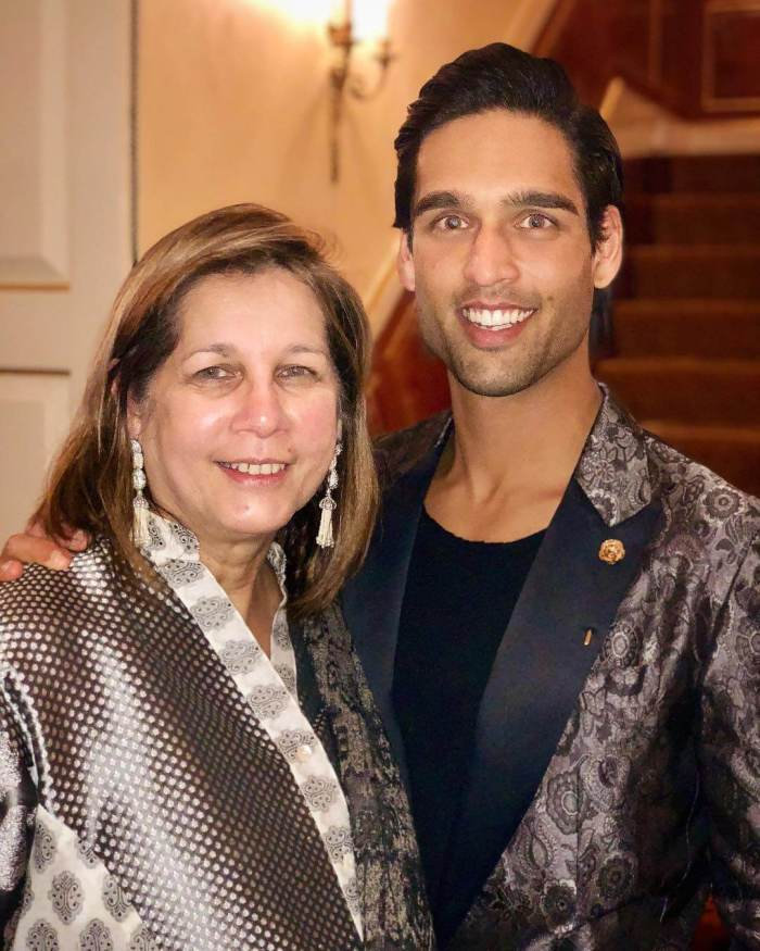 Siddharth Mallya Mother Samira Tyabjee Mallya