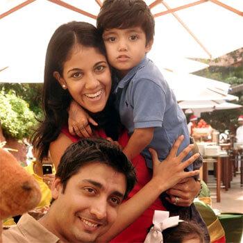 Aditi Premji Family