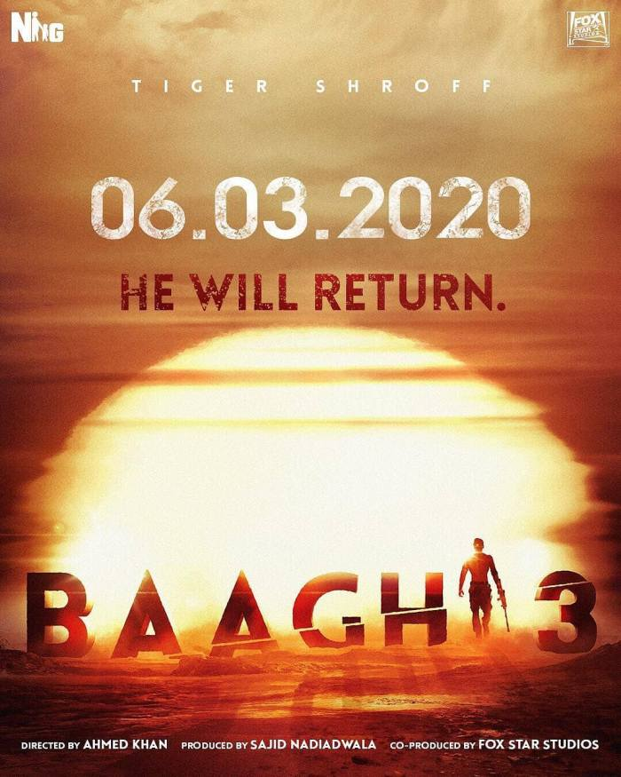 Baaghi 3 Hindi Movie