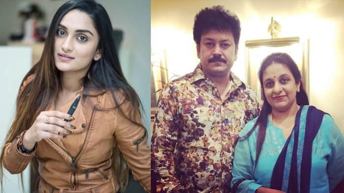 Dhanya Ramkumar Family