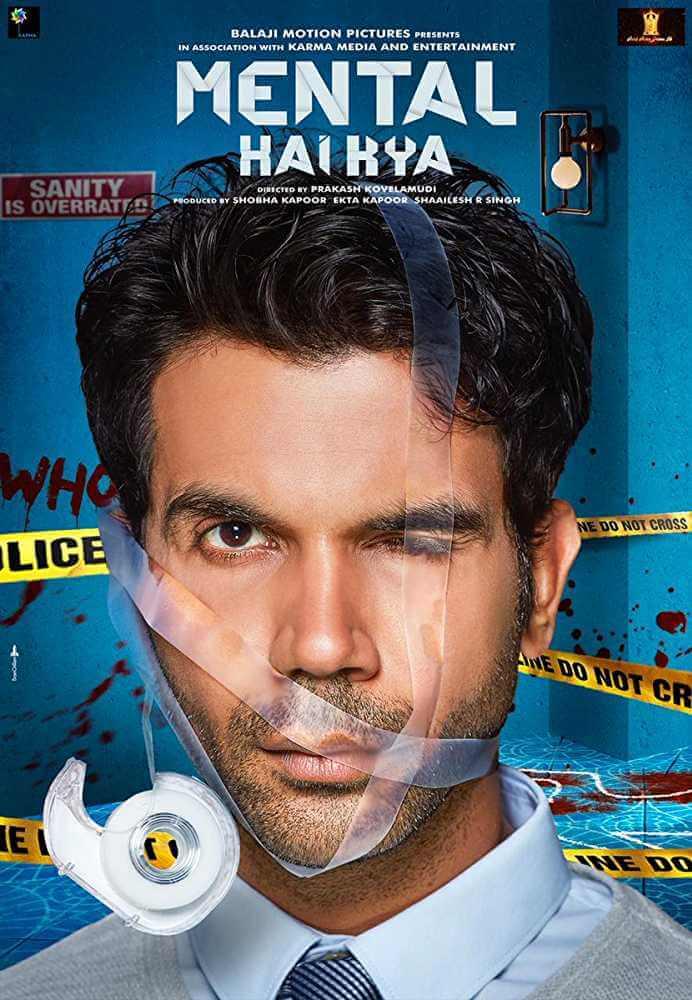 Mental Hai Kya Hindi Movie