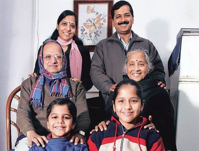 Pulkit Kejriwal Family