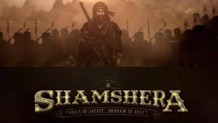 Shamshera Hindi Movie