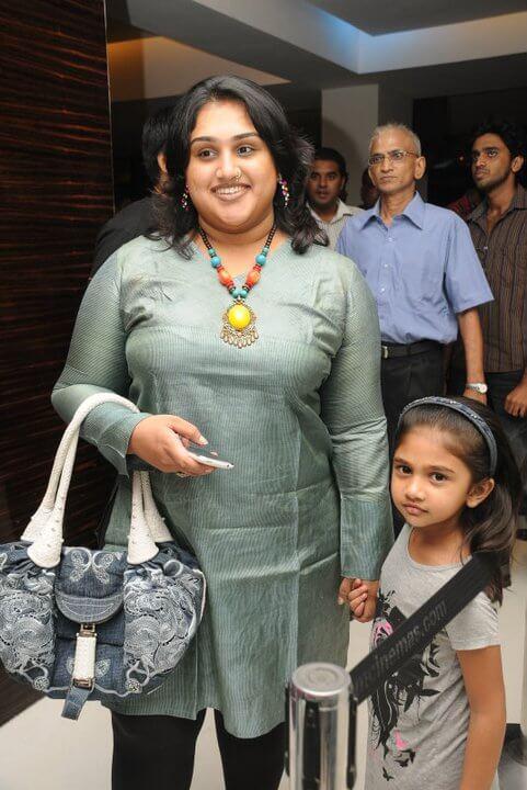 Vanitha Vijayakumar Daughter Jaynitha