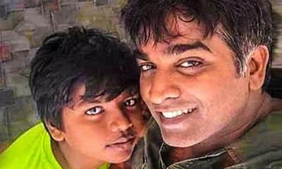 Vijay Sethupathi Son Surya Sethupathi