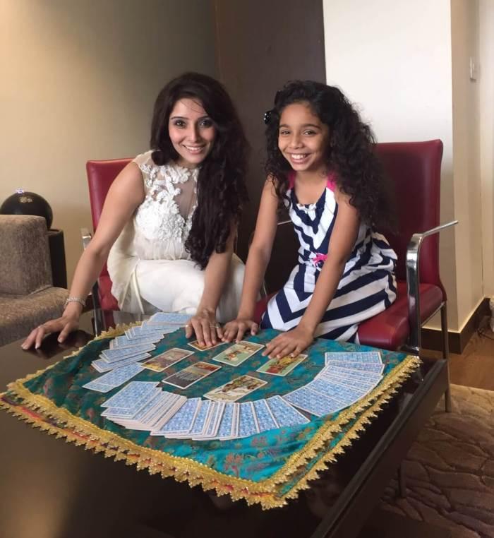 Jai Madaan Daughter Arna