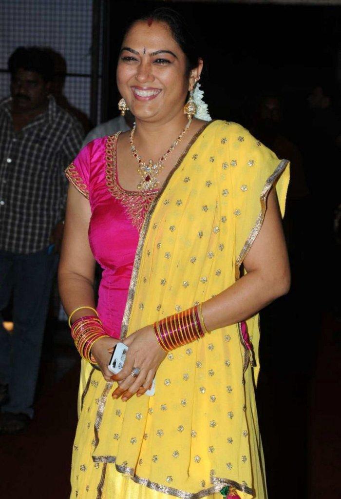 Telugu Actress Hema Syed Images