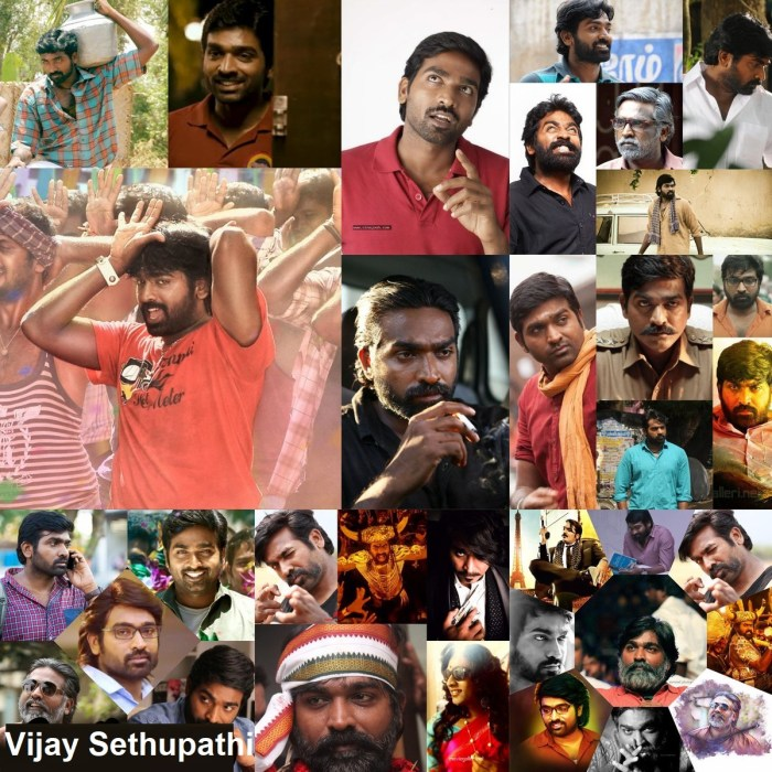 Vijay Sethupathi Movies