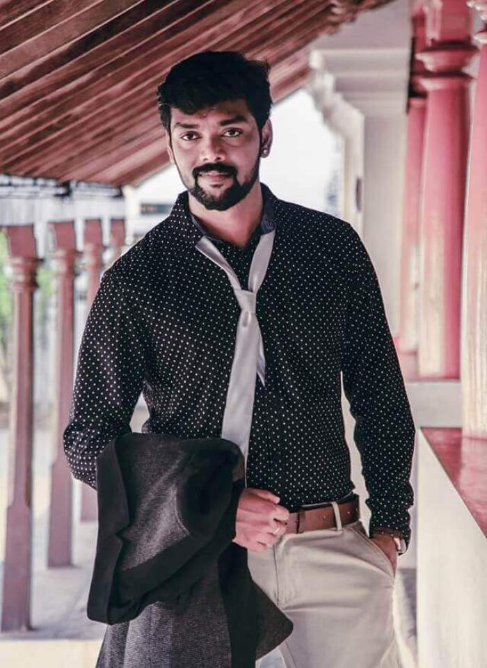 Vinoth Babu Photos