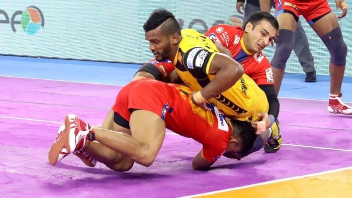 Telugu Titans Team