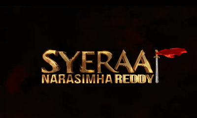 Sye Raa Narasimha Reddy Second Trailer