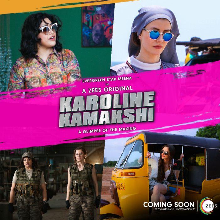 Karoline Kamakshi Web Series