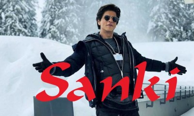 Sanki Hindi Movie Shah Rukh Khan