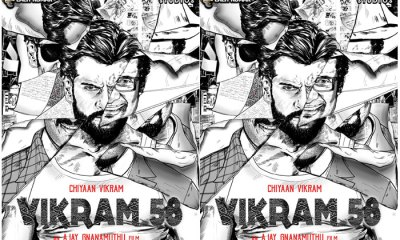Chiyaan Vikram 58 Amar Movie