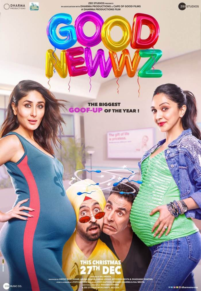 Good Newwz Movie Songs