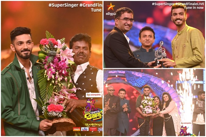 Super Singer 7 Winner