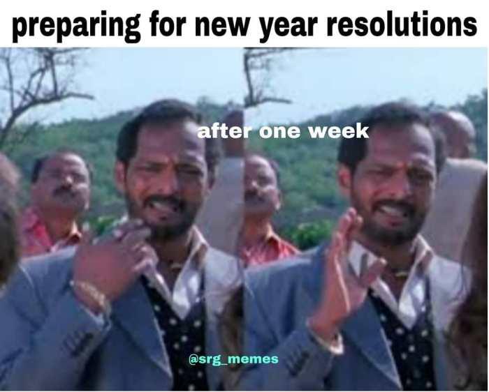 Happy New Year Memes