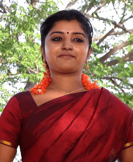 Serial Actress Mahalakshmi