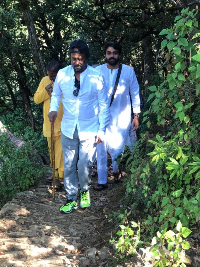 Rajinikanth Man vs Wild Bear Grylls