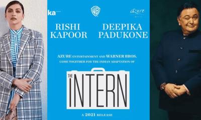 The Intern Movie 2021