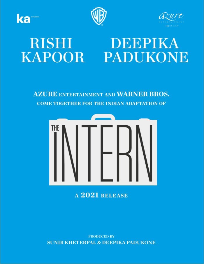 The Intern Hindi Movie