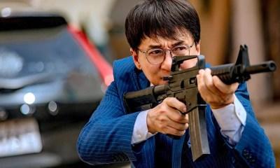 Vanguard Movie Jackie Chan