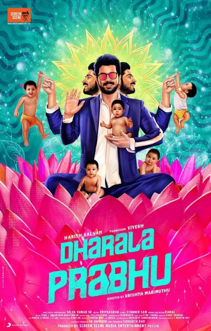 Dharala Prabhu Movie Songs