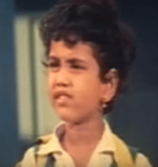 Manishajith Childhood