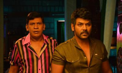 Vadivelu in Chandramukhi 2 Movie